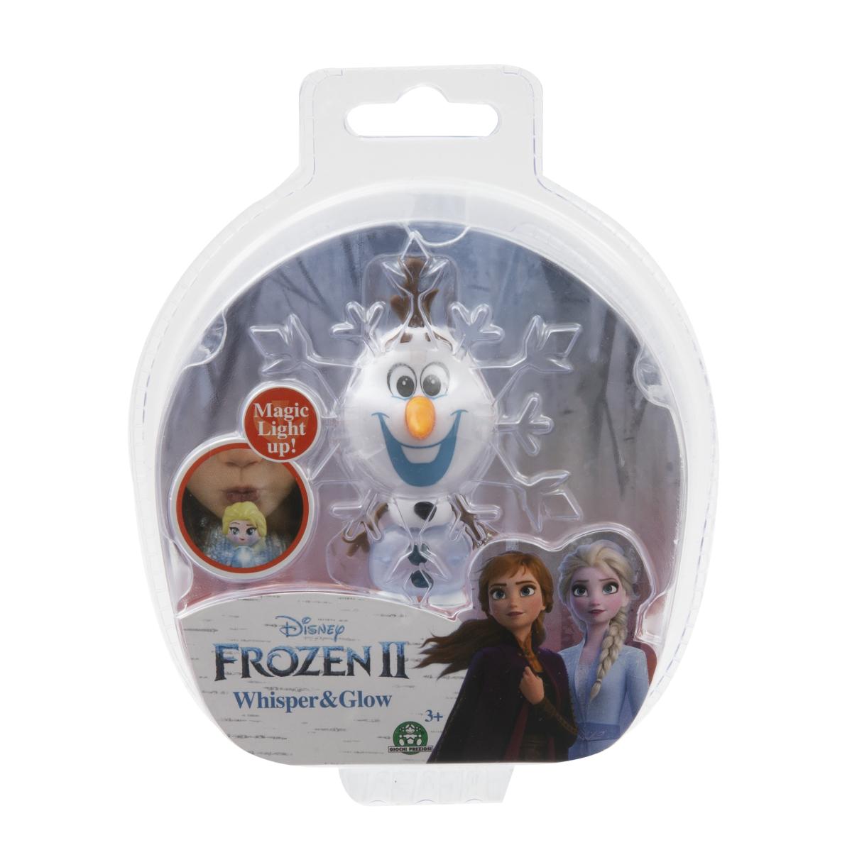 Frozen 2: 1-pack svítící mini panenka - Olaf