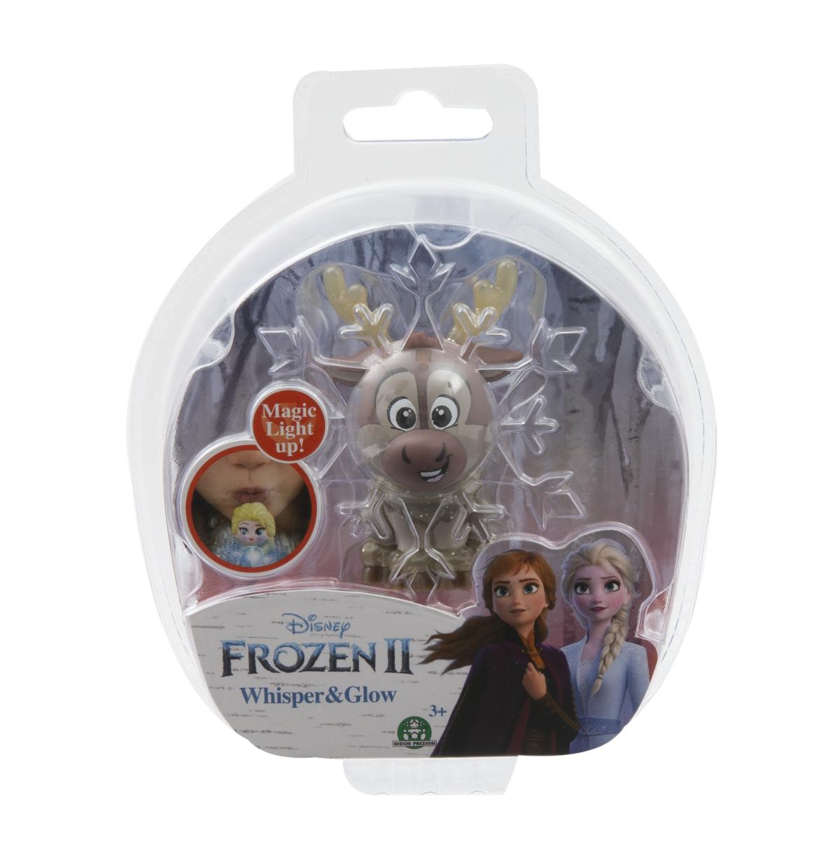 Frozen 2: 1-pack svítící mini panenka - Sven