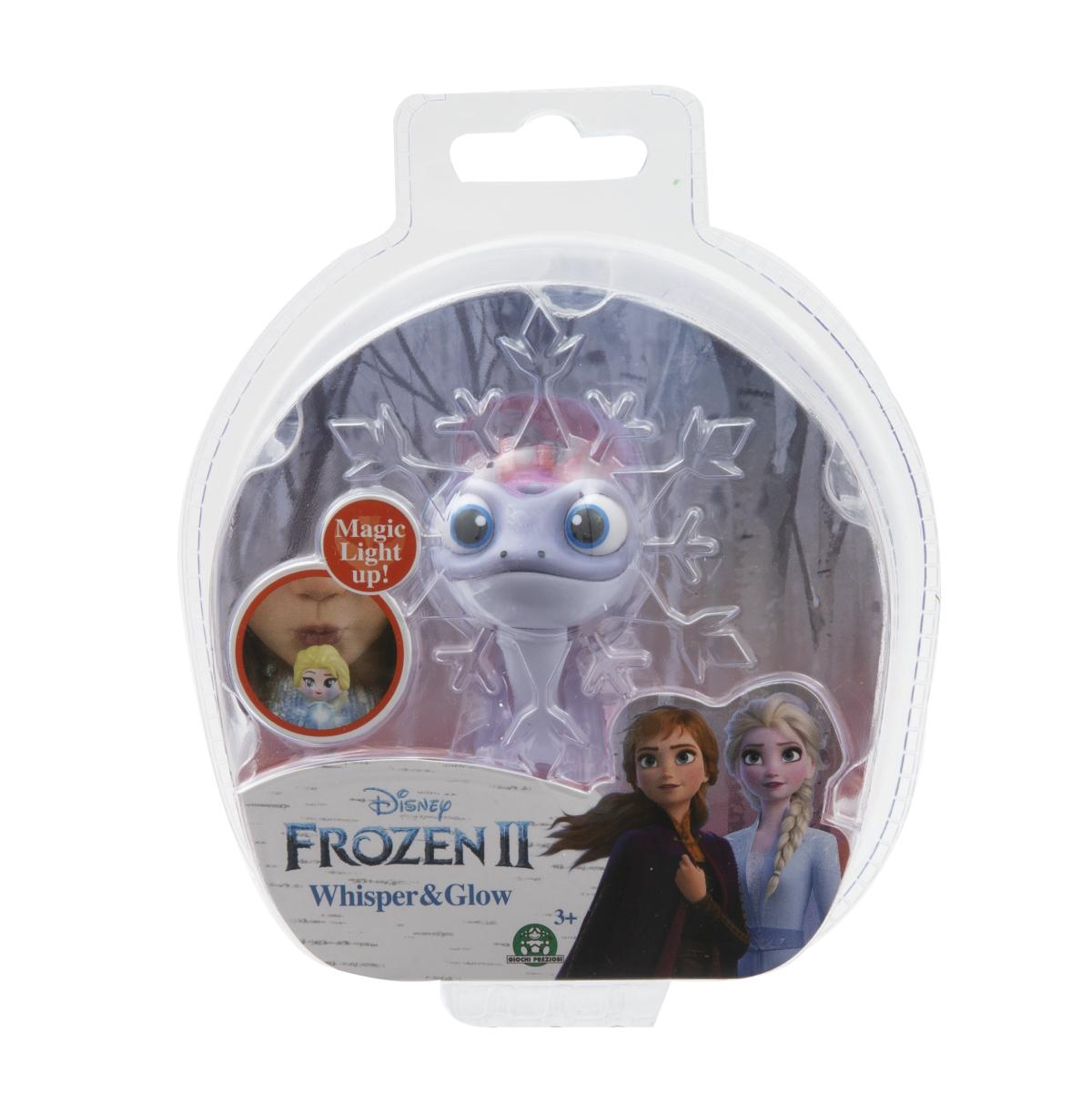 Frozen 2: 1-pack svítící mini panenka - Fire Spirit