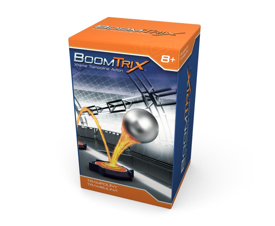 BoomTrix: Trampolíny