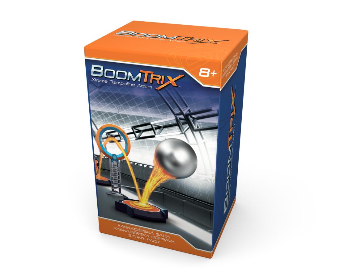 BoomTrix: Kaskadérská sada