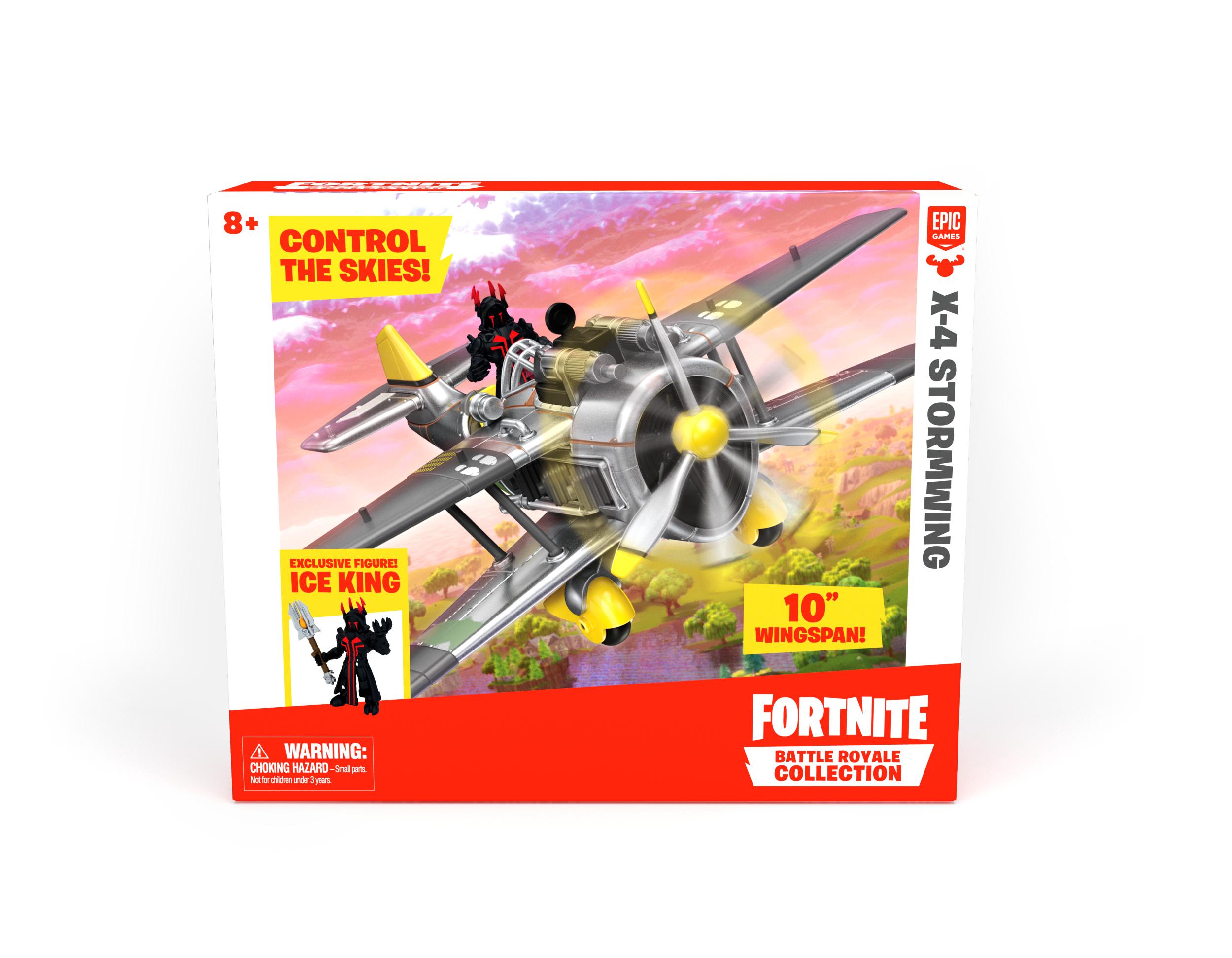 Fortnite: Set s letadlem