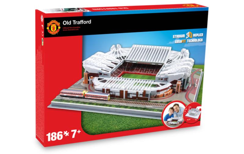 Nanostad: UK - Old Trafford (Manchester United)