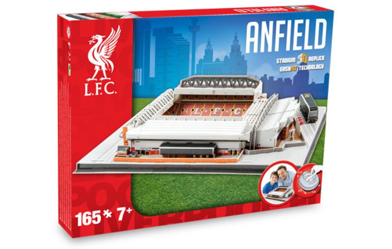 Nanostad: UK - Anfield (Liverpool)