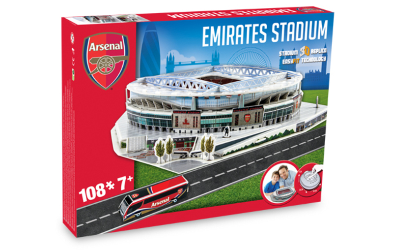 Nanostad: UK - Emirates (Arsenal)