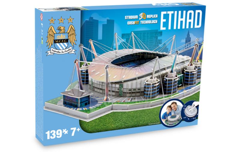 Nanostad: UK - Etihad (Manchester City)