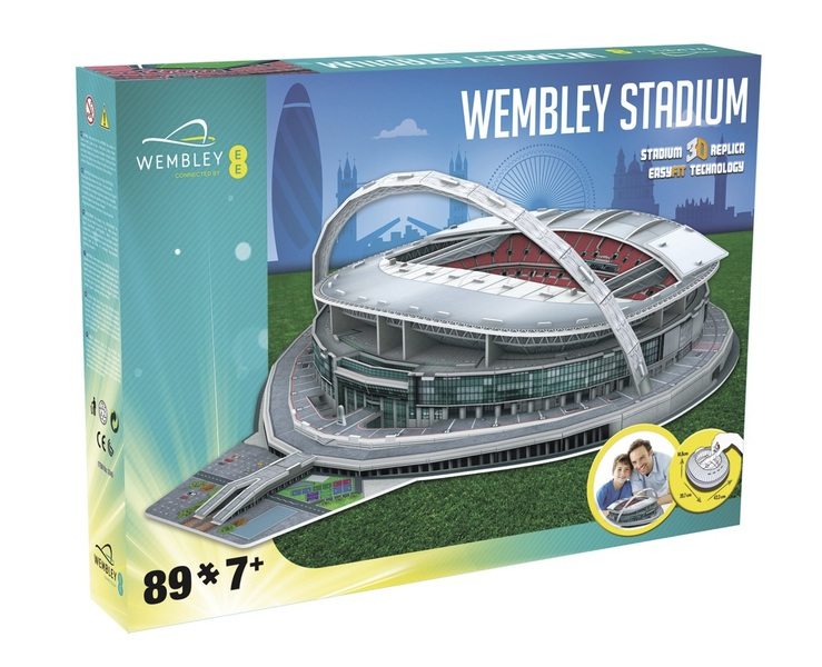 Nanostad: UK - Wembley