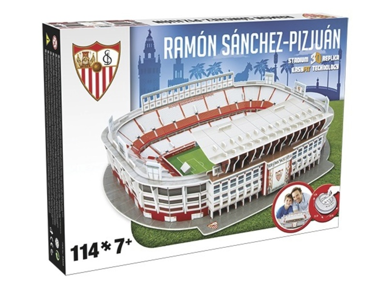 Nanostad: SPAIN - Sanchez Pizjuan (Sevilla)