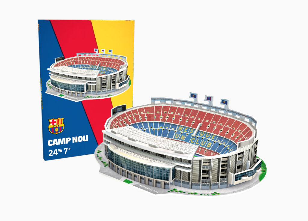 Nanostad MINI: Camp Nou (FC Barcelona) - MINI