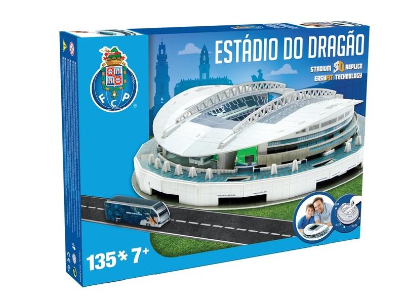 Nanostad: PORTUGAL - O Dragao (Porto)
