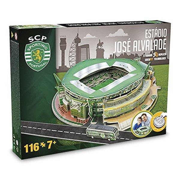 Nanostad: PORTUGAL - Jose Alvalade (Sporting Lisboa)