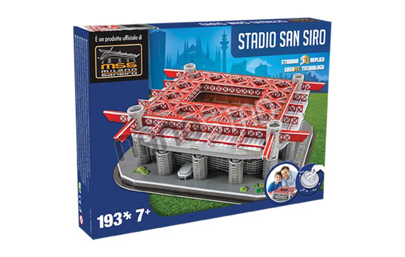 Nanostad: ITALY - San Siro (Inter Milan)