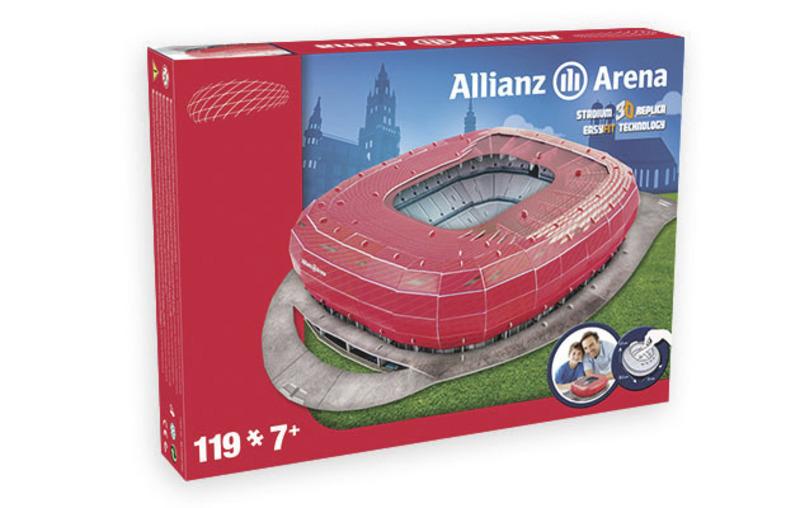 Nanostad: GERMANY - Alianz Arena (Bayern Munchen)