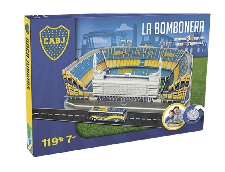 Nanostad: ARGENTINA - La Bombonera (Boca Juniors)