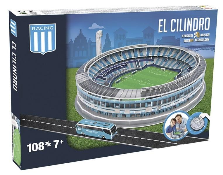 Nanostad: ARGENTINA - El Cilindro (Racing Club de Avellaneda)