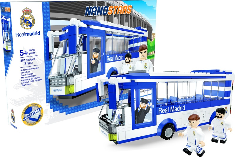 NANOSTARS: RM - autobus