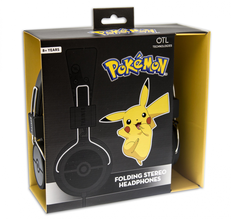 Sluchátka Teen: Pokémon - Trainer