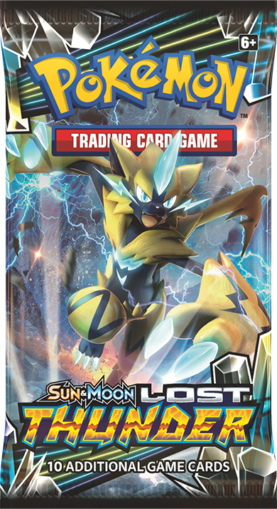 POK: SM8 Lost Thunder Booster