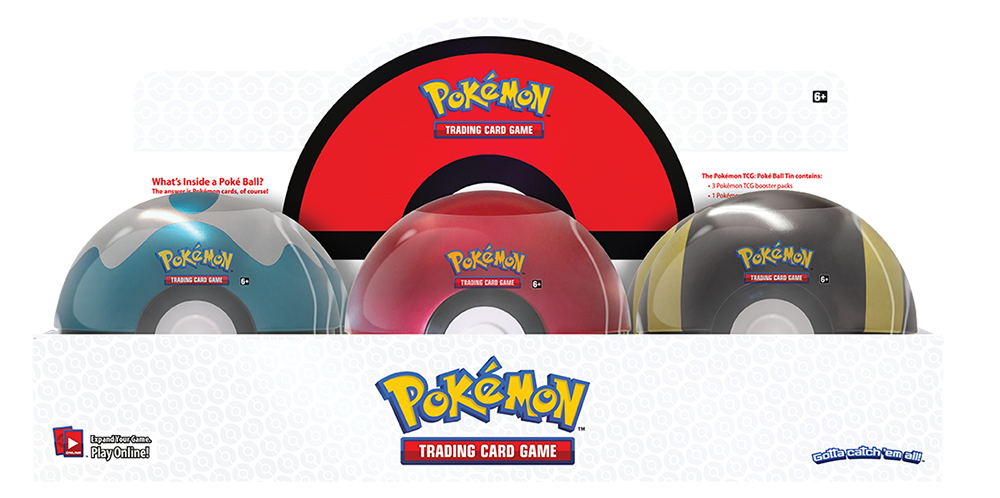 Pokémon TCG: Poké Ball Tin SS2020