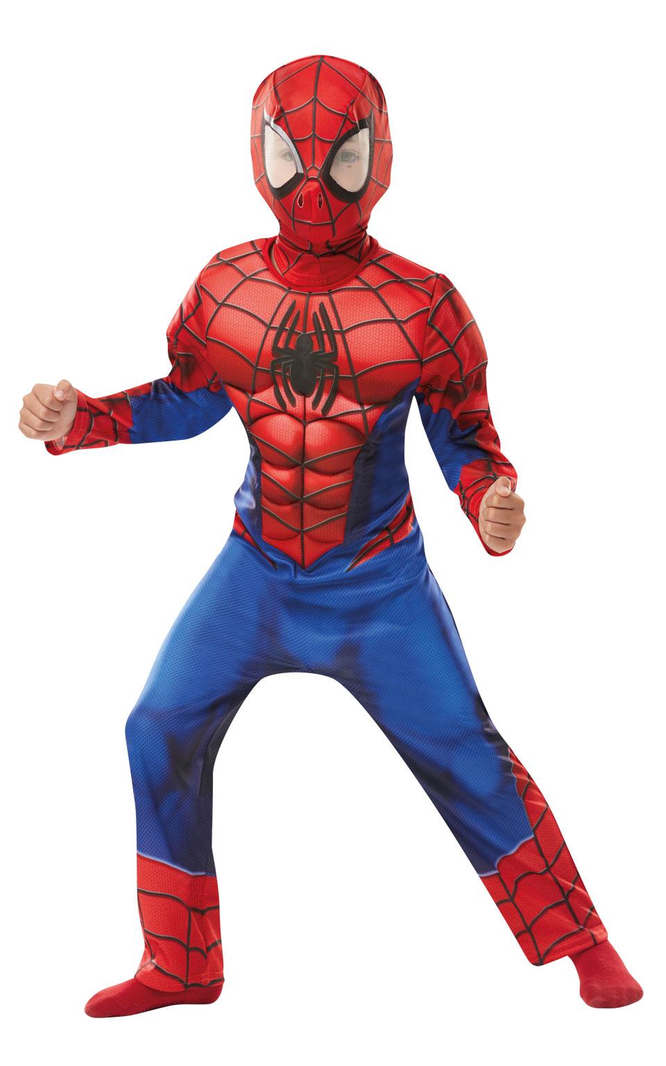 Spiderman Deluxe - vel. M