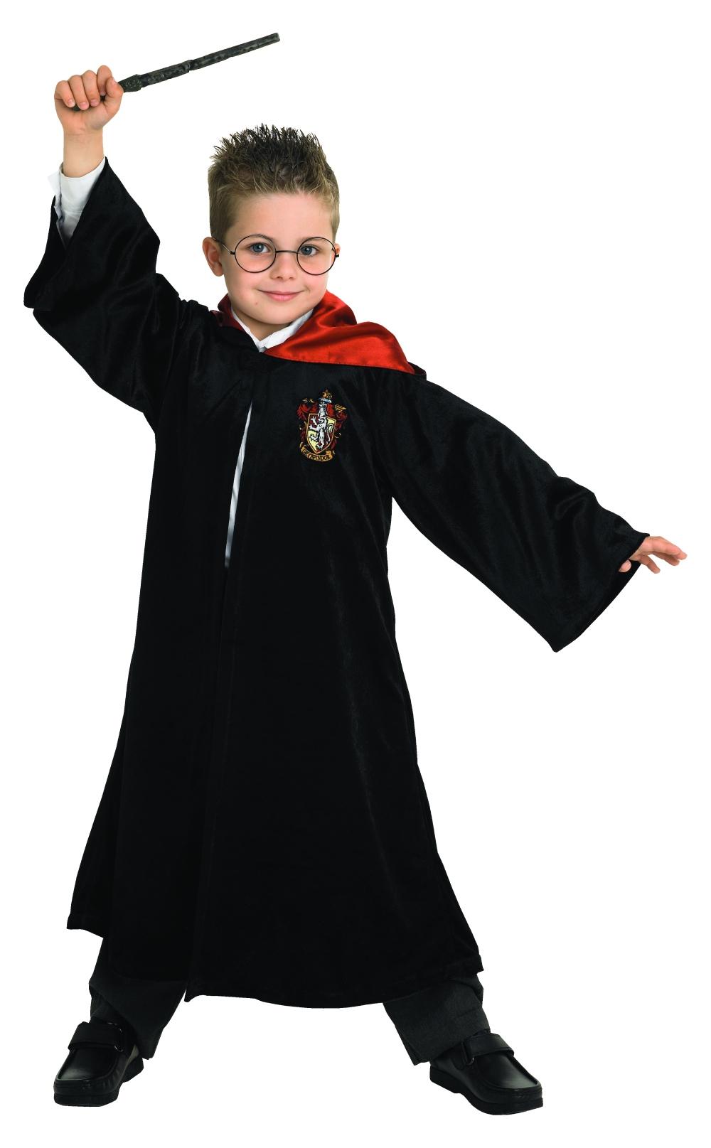 Harry Potter: školní uniforma Deluxe - vel. 11-12 let