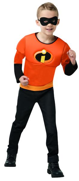 Úžasňákovi 2 - kostým triko s vycpávkami a maska