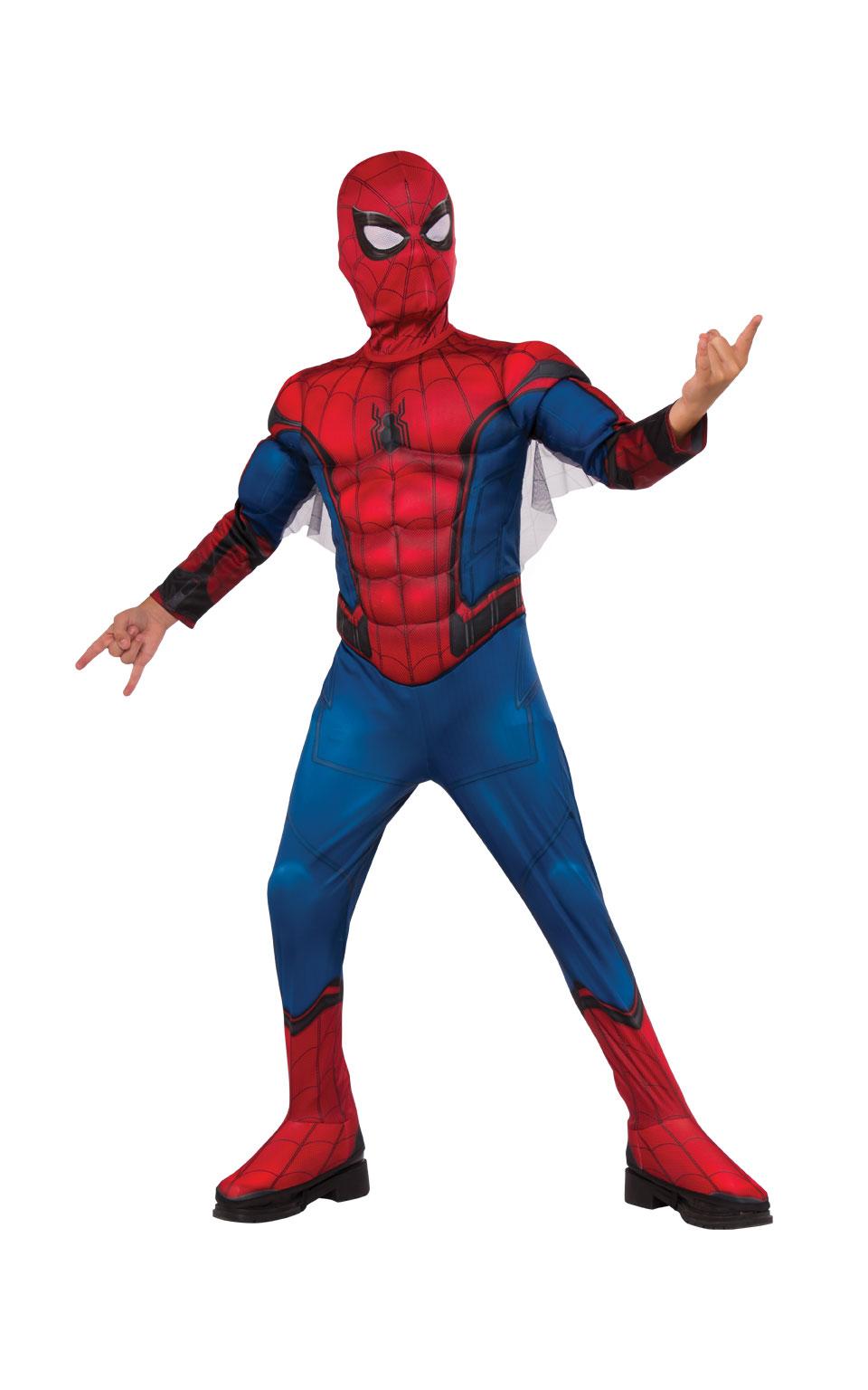 Spiderman Deluxe 2. - vel. M