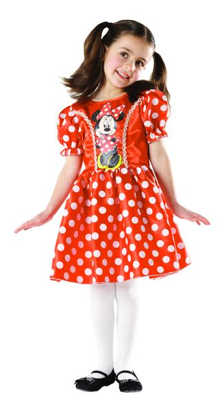 Minnie Mouse: Classic červená - vel. L