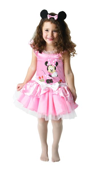 Minnie Mouse: růžová balerína - vel. M
