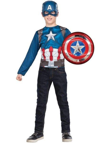 Avengers: Captain America s metalickým štítem