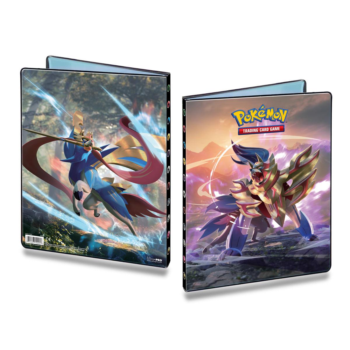 Pokémon: Sword and Shield  - A4 album na 252 karet