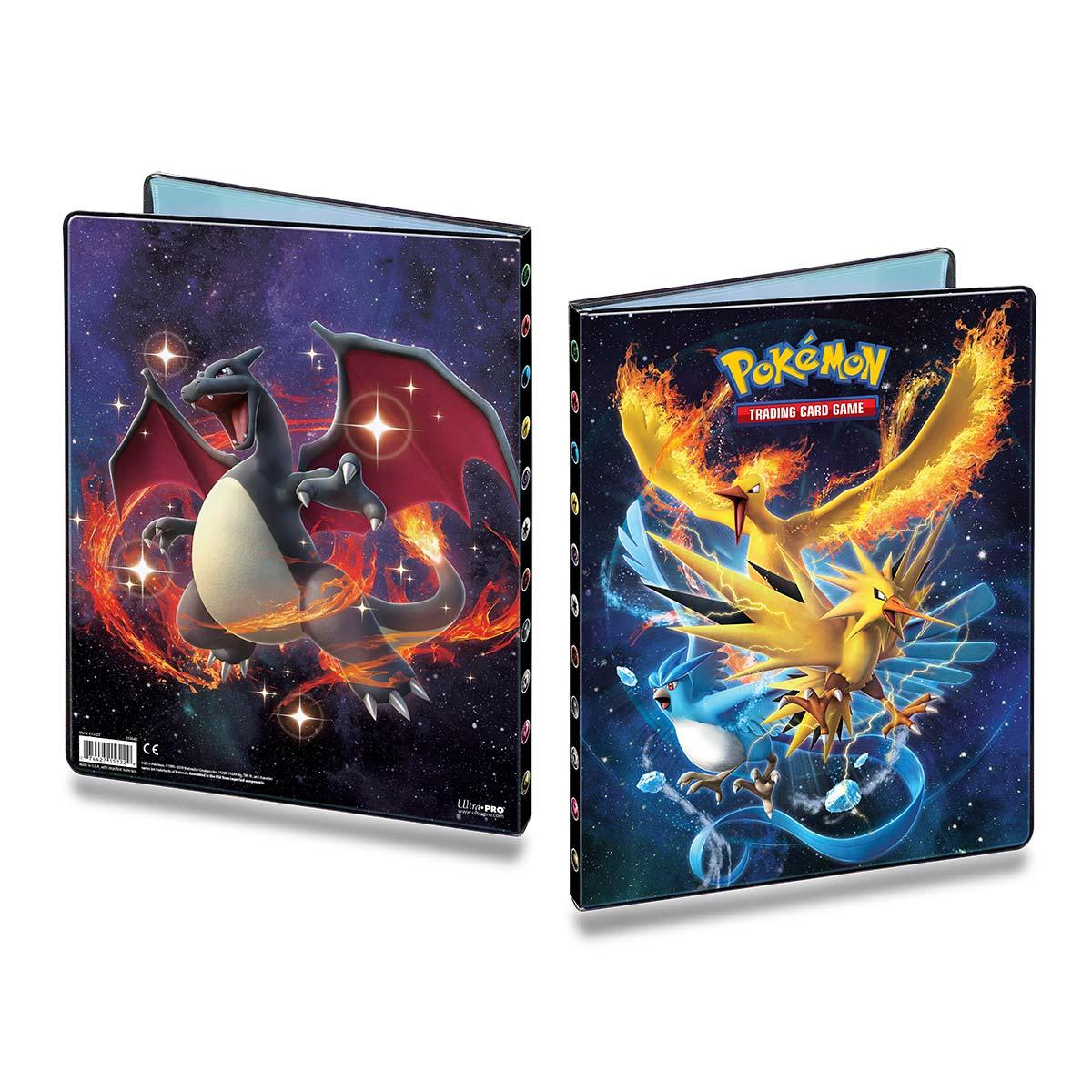 Pokémon: Hidden Fates - A4 album