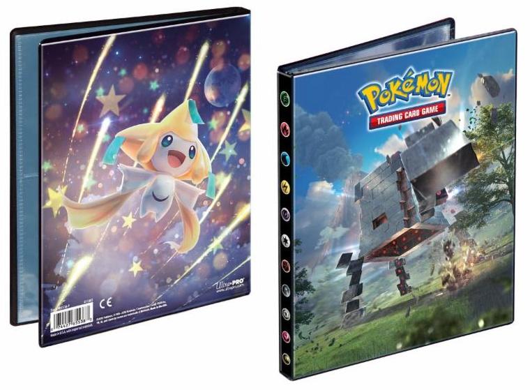 Pokémon: SM7 Celestial Storm - A5 album na 80 karet