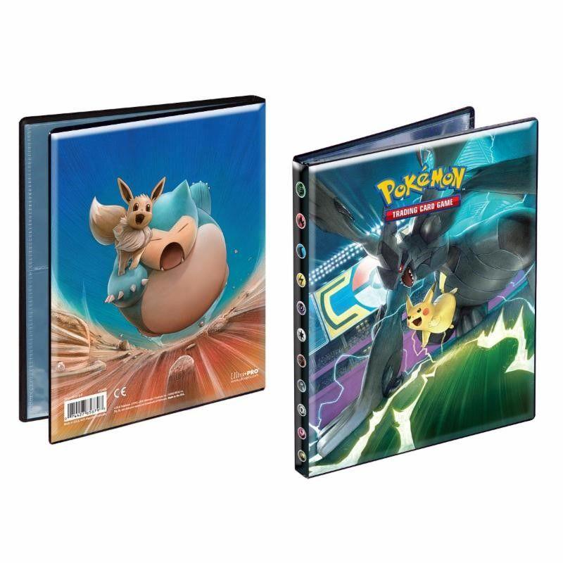 Pokémon: SM9 Team Up - A5 album na 80 karet