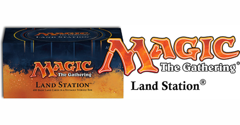 Wizards of the Coast MTG 2014 Land Station