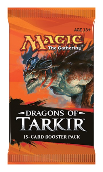 MTG: Dragons of Tarkir™ Booster