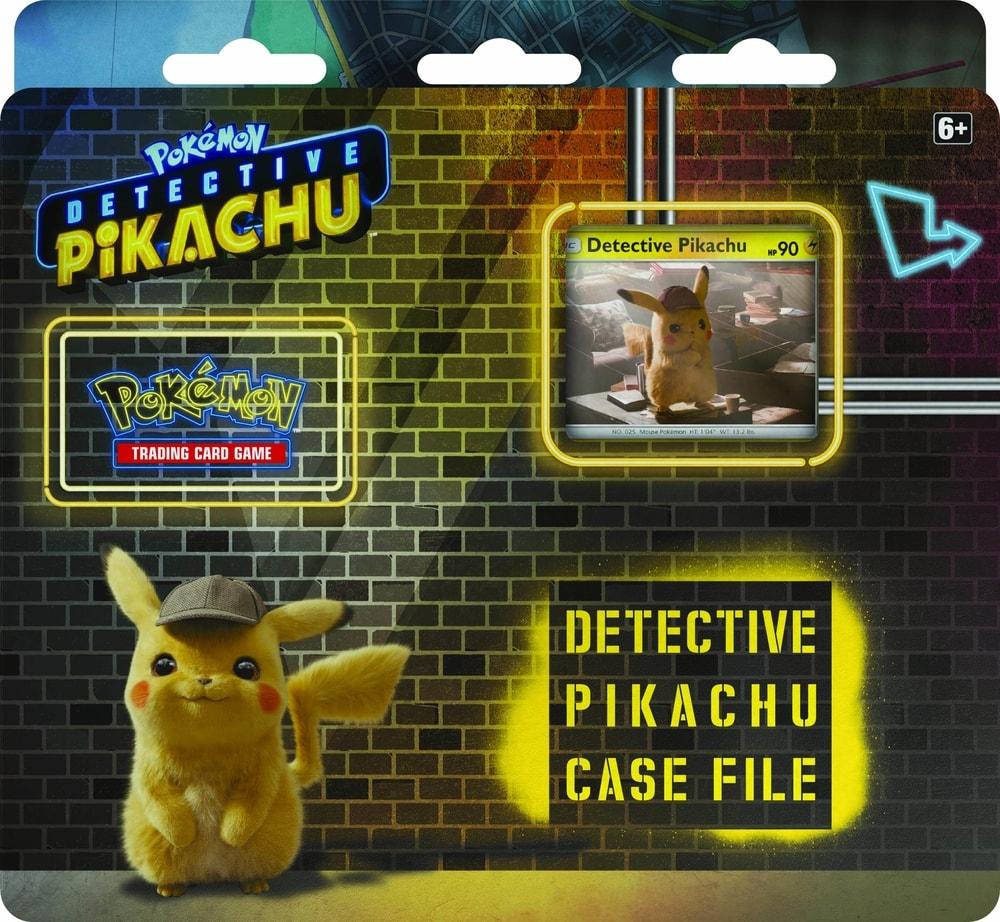 Pokémon TCG: Detective Pikachu Case